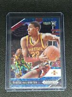 2020 Panini Prizm Draft Picks TYRESE HALIBURTON RC 92/175 BLUE FAST BREAK Kings