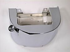 KRAFT TECH CHROME OIL TANK 180/200/250 TIRE FRAMES SOFTAIL RIGID HARLEY K90031