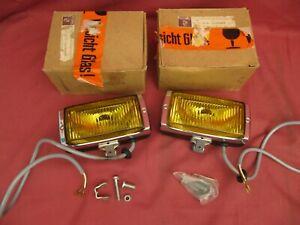 NOS Porsche 914 Bosch Fog Driving Lights 1974 - 1976