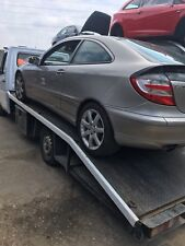 MERCEDES C-CLASS W203 2005 Facelift C200 Kompressor BREAKING Wheel Nut