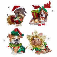 Whimsical Dog Ornament