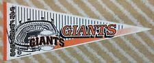 San Francisco Giants Full Size MLB baseball Pennant Candlestick Park