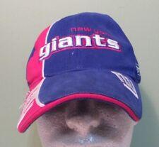 40c448b6bf0fbc New York Giants Football NFL Hat Cap Adjustable