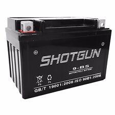YTX9-BS Battery Replacement for Suzuki LTZ400 QuadSport ATV Battery