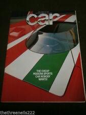 "Car Magazine Cars, 1970s Magazines"""