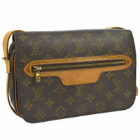 LOUIS VUITTON SAINT GERMAIN 24 SHOULDER BAG PURSE MONOGRAM M51210 MI882 F03062