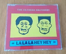 The Outhere Brothers - La La La Hey Hey (1995 CD Single)