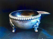 Pre WW2 ENGLISH SILVER bowl over 1 lb of silver