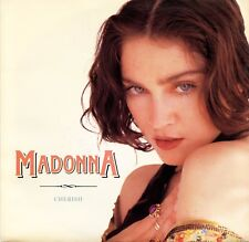 "MADONNA ""Cherish"" (45 RPM) 7"" Vinyl Record w/ picture sleeve MINT"