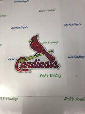 St. Louis Cardinals bird logo magnet foil enhanced made in USA