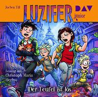 Luzifer junior – Teil 4: Der Teufel ist los von Jochen Till (31.08.2018, CD)