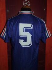 5 BLANC FRANCE FRANCIA 1994 MAGLIA SHIRT CALCIO FOOTBALL JERSEY CAMISETA