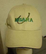 MBARA baseball hat Mexico Beach Artificial Reef Association cap Florida fishing