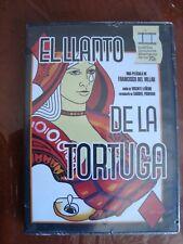 EL LLANTO DE LA TORTUGA isela vega jorge rivero 1974 region1&4 new DVD mexico