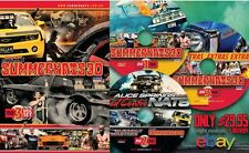 Official Street Machine SUMMERNATS 30 DVD! 3 Disc Set