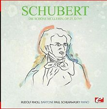 Schubert - Die Schone Mullerin Op. 25 D.795 [New CD] Manufactured On Demand, Rms