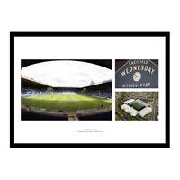 Hillsborough Football Stadium  - Sheffield Wednesday Photo Memorabilia (SWH1)