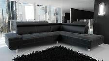 Couch Garnitur Ecksofa Sofagarnitur Sofa Reeno Wohnlandschaft Couchgarnitur