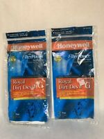Lot 5 Royal Dirt Devil Genuine Type G Hand Vacuum Cleaner Bags NEW 3 Pack H22129