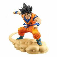 DRAGON BALL Z - Son Goku on the Speedy Cloud Pvc Figure Banpresto