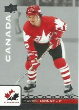 Marcel Dionne #92 - 2017 Team Canada Juniors - Base Retired