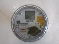 NEW DICKSON PR125 Data Logger, Pressure Range 0 to 100 PSI (P)