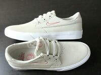 Nike SB Mens Shane O'neill Suede Skate Shoes Summit White University Red Size 8