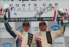 Gil De FERRAN SIGNED Autograph PhotoAFTAL COA Sport Car Challenge Winner Le Mans