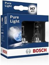 Bosch H7 headlamp bulbs PACK OF 2