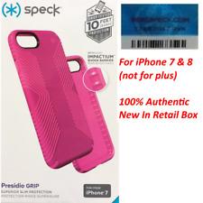 Genuine Speck Presidio Grip Superior Slim Protection Case For iPhone 8/7 Pink