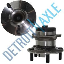 2 Rear Wheel Hub & Bearing Assembly for 2007 - 2011 2012 Mazda CX-7 FWD w/ ABS
