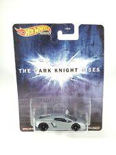 2020 Hot Wheels Retro Dark Knight Rises Lamborghini Aventador Coupe 1/64 NEW