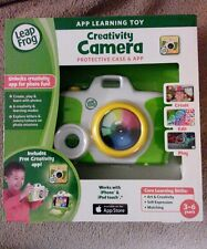 New Leap Frog Kid's Creativity Camera Protective case, app for iPod & iPhone