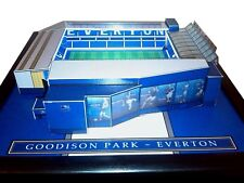 GOODISON PARK EVERTON MODEL STADIUM WITH WORKING FLOODLIGHTS