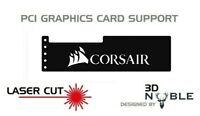 BLACK - CORSAIR - GPU Anti-Sagging Support Bracket/Brace GTX NIVDIA ROG 1080T