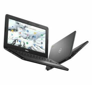 New Dell Chromebook 11.6 inch 32 GB, Intel Celeron N4020, 2.80 GHz -4 GB Laptop
