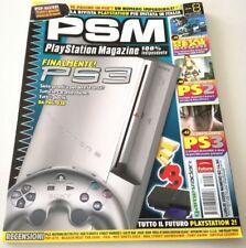 PSM N.92 PLAYSTATION MAGAZINE RIVISTA UFFICIALE ITALIA OTTIME CONDIZIONI