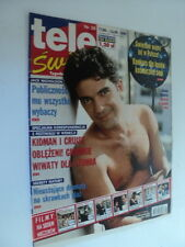 TELE SWIAT 99/38 (17/9/99) ANTONIO BANDERAS SPIELBERG JACK NICHOLSON LANGE IRONS