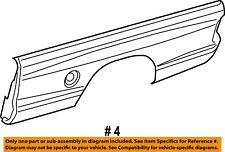 Dodge CHRYSLER OEM Dakota Rear Fender Panel-Bed-Outer Panel Right 55359238AB
