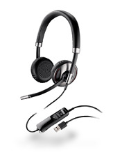 Plantronics Blackwire C720 Wired Headsets Black