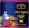 Mabroc Ceylon Tea - 100 Tea Bags 1001 Nights