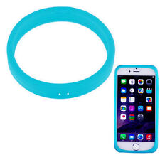 Universal Luminous Glow In The Dark Silicone Bracelet Phone Cover Bumper Case CN