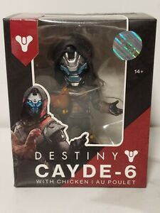 DESTINY 2 CAYDE-6 With Chicken New in Box Bigshot Bungie - NEW! FREE SHIP!