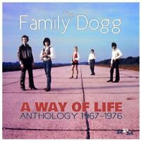The Family Dogg - A Way Of Life Anthology 1967-1976 [CD]