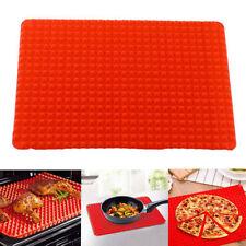 17X17cm pad silikon backen matte für gesund kochen nicht stock backen matte pan