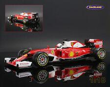 Ferrari sf16-h scuderia Ferrari f1 2016 sebastian ma grosse, Bburago 1:18, New, OVP