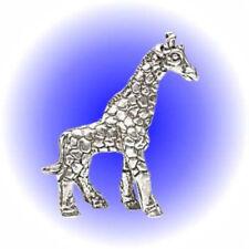 Giraffe Pewter Metal Figurine Game Piece - Lead Free