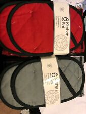 New listing Sultan's Linens 6 Piece Kitchen Set Fast Shipping (Ships from U.S.A.)