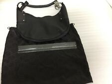 GUCCI AUTHENTIC LEATHER  HAND BAG PURSE SMALL