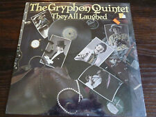 The Gryphon Quintet - They All Laughed - Vinyl LP (New Sealed) MR 2131